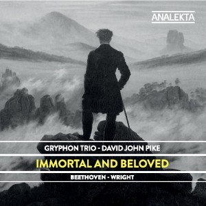 Analekta CD Cover (2019) - Immortal & Beloved