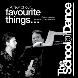 "CD (December 2014): ""A Few of Our Favourite Things"" (pianists James Wright & Elena Ilin)"
